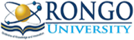 Rongo University E-Learning Portal